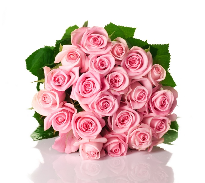 Svatebn v zdoba kv tinov koutek - Bouquet of red roses hd images ...